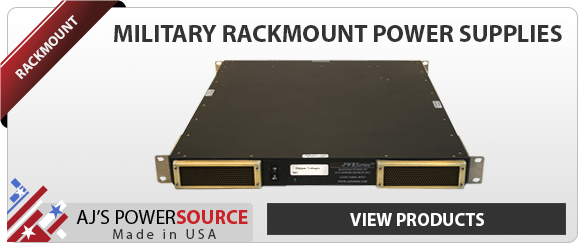 Military Power Supply | Rugged Military Power Supply, Ruggedized Military Power Supply, Military COTS MOTS Power Supply, Military AC DC Power Supply