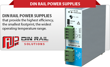 DIN Rail Power Supply | Industrial DIN Rail Power Supply, DIN Rail AC DC Power Supply, DIN Rail DC DC Power Supply, DIN Rail Backup Power Supply