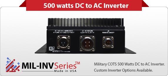 Military Power Inverter | Military Portable Power Inverter