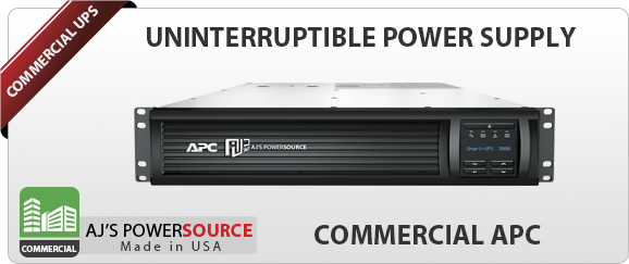 Commercial APC Uninterruptible Power Supply - Commercial APC UPS